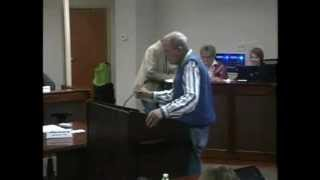 121119LS Robertson County Tennessee Commission Meeting November 19, 2012