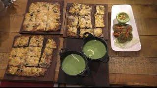 इटेलियन रेस्टोरेंट्स में पहुंचा गढ़ भोज, खाने को मिलेगा मंडुए का पिज़्जा