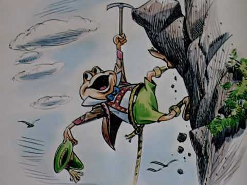 The Adventures of Ichabod and Mr. Toad Trailer (1950)