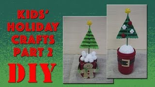 All-Star Designers Holiday Series - Kids' Holiday Projects Part 2
