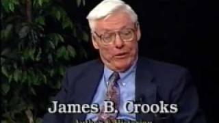 Consolidation - Interview with Dr. Jim Crooks