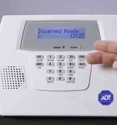 equipment faqs learn more about how the adt system keypad and other devices work with your adt services [ 1280 x 720 Pixel ]
