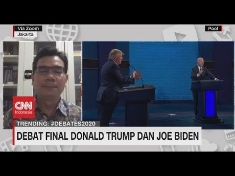 Debat Final Donald Trump & Joe Biden