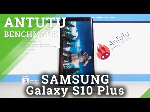 AnTuTu Benchmark SAMSUNG Galaxy S10 Plus – Test Android Performance
