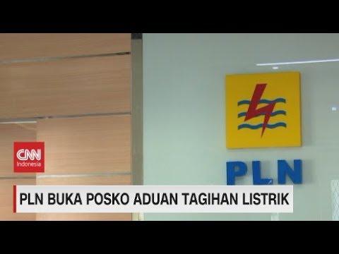 PLN Buka Posko Aduan Tagihan Listrik