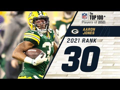 #30 Aaron Jones (RB, Packers) | Top 100 Players in 2021