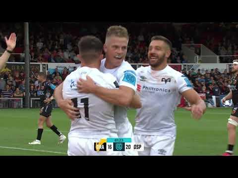 United Rugby Championship | Week 1 | Dragons v Ospreys | Highlights