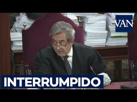 [JUICIO DEL PROCÉS] El Fiscal no ha podido seguir con su interrogatorio a Trapero