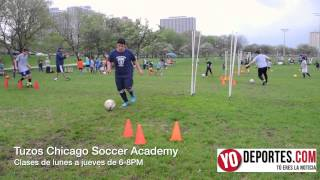 Tuzos Chicago Soccer Academy 2014