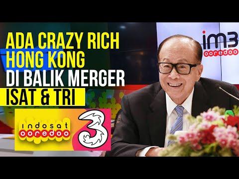 Resmi! Merger Indosat dan Tri Nilainya Capai US$6 Miliar