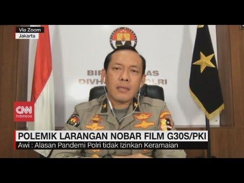 Polemik Larangan Nobar Film G30S/PKI