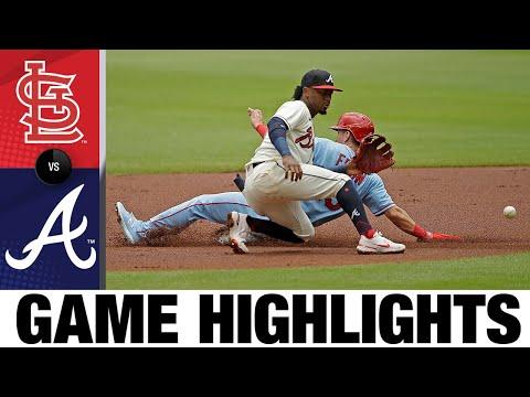 Cardinals vs. Braves Game Highlights (6/20/21) | MLB Highlights