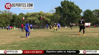 Deportivo Latino vs.  Adjuntas Liga 5 de Mayo Soccer Playoffs
