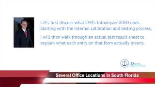 CMI Intoxilyzer 8000