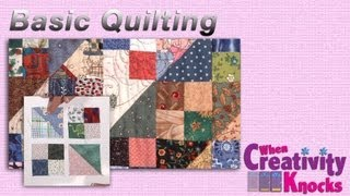 Basic Quilting (Part 2)