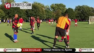 Hidalgo-Veracruz vs. Aguilas Liga Douglas de Chicago