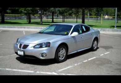 Pontiac Grand Prix Starting Problems