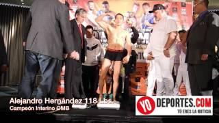 Alejandro  Payasito  Hernández se encomienda al Señor de Chalma