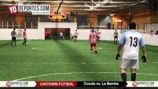 Cocula vs. La Bamba Chitown Futbol Veterans League