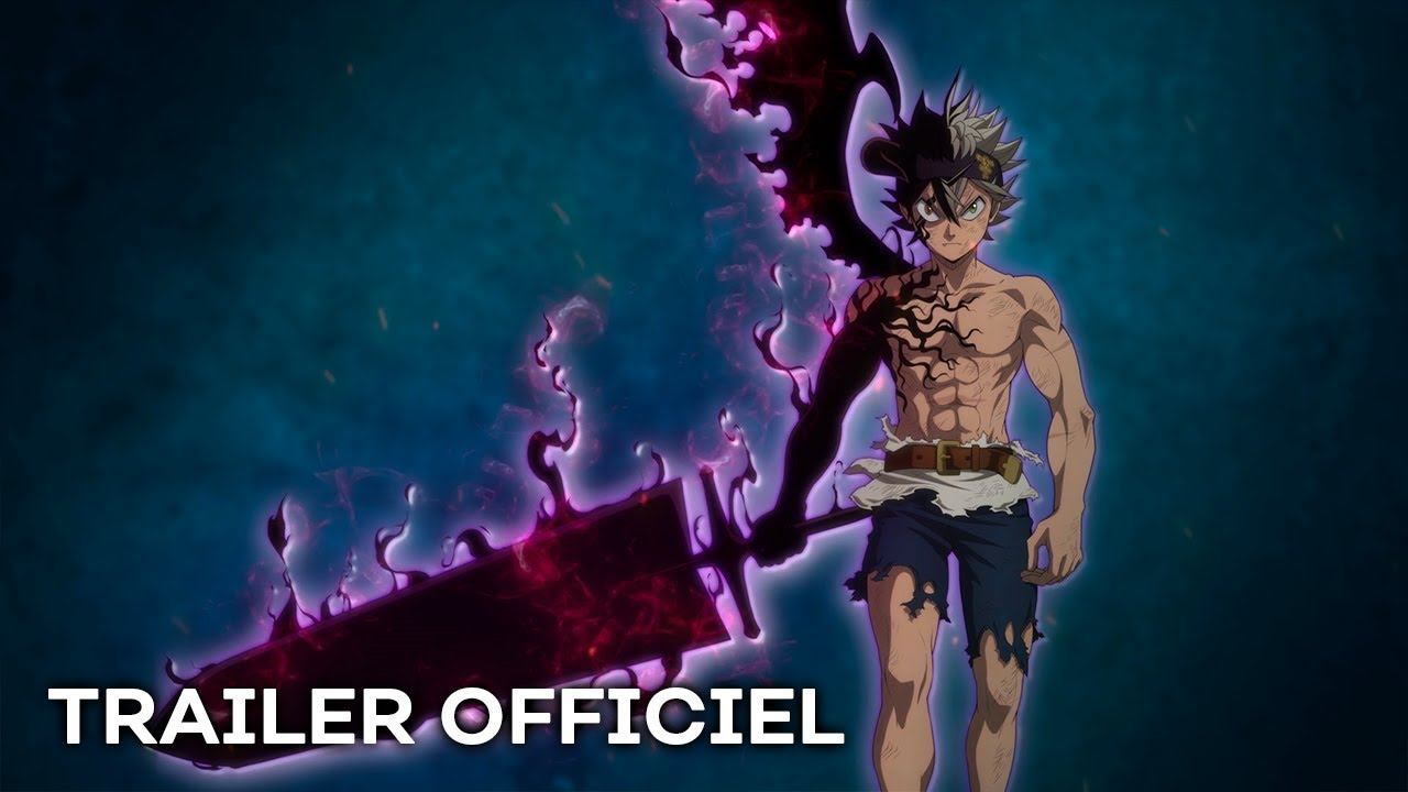 Black Clover Continues - Trailer Oficial