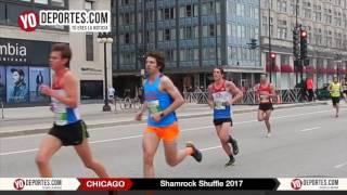Stephen Sambu Diego Estrada Chicago Shamrock Shuffle 2017