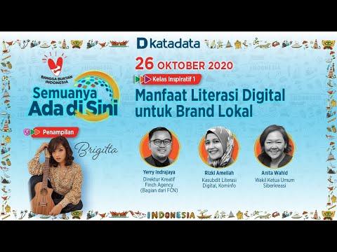 Kelas Inspiratif-1 Manfaat Literasi Digital buat Merek Lokal