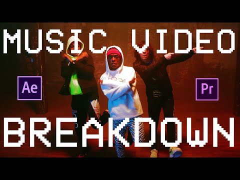 Lil Uzi Vert - Futsal Shuffle 2020 (Music Video Editing Breakdown)