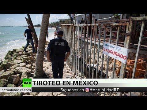 Un tiroteo en un bar de Playa del Carmen deja siete muertos en México
