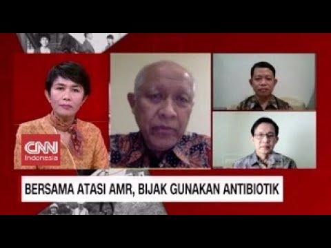 Bersama Atasi AMR, Bijak Gunakan Antibiotik