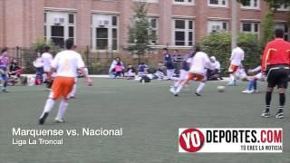 Marquense derrota al Nacional y llega a la final de Liga La Troncal Chicago
