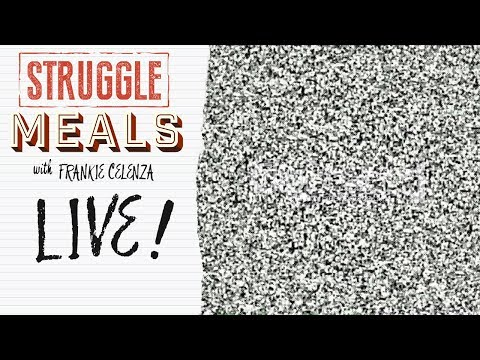 A Cheap and Delicious Meal in 30 Minutes   Struggle Meals LIVE Challenge