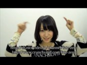 LiSA Fate/Zero Anime Expo LA greeting video