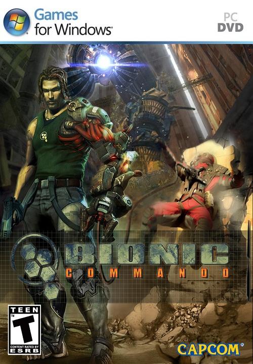 Bionic Commando (2009) PL-FPRG | POLSKA WERSJA JĘZYKOWA