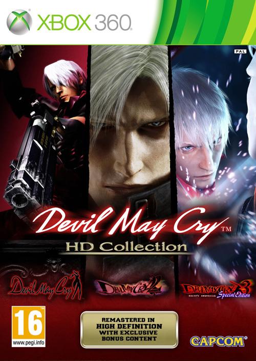 Devil May Cry HD Colecção (2012) XBOX360-COMPLEX