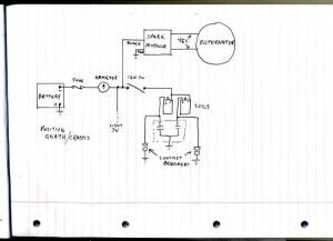Sparx Rectifier  Capacitor wiring ?  Triumph Forum