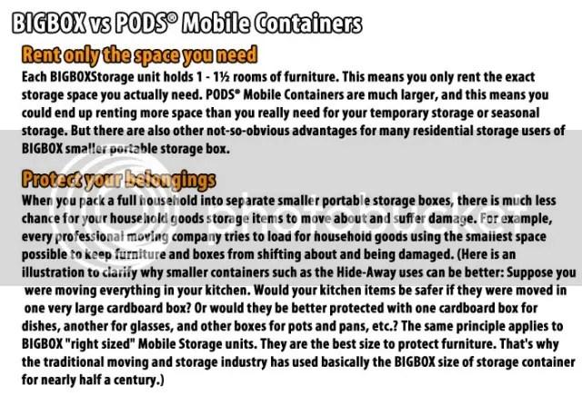 moving storage pods calgary