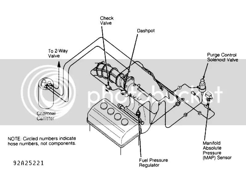 H22 Throttle Body Wiring Diagram