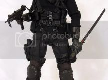 SNAKE EYES Commando custom with SS gear (Update pics ...
