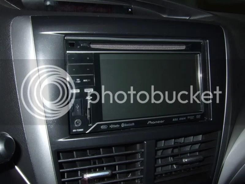 2011 Subaru Forester Radio Wiring Diagram Problem With Forester Radio