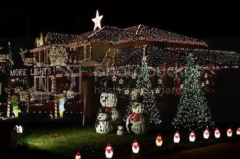 Christmas Lights Pictures, Images and Photos