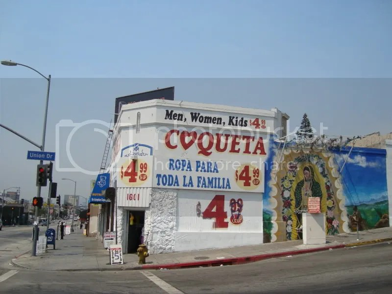 Coqueta, 6th and Union