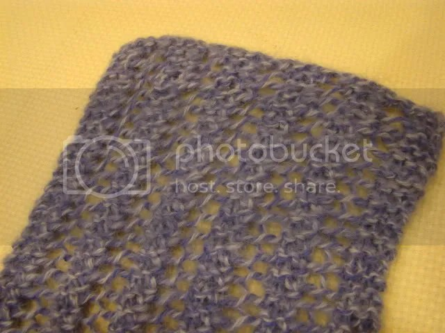 One Row Lace Scarf Grace2882