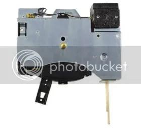 Quartz Pendulum Motor CP
