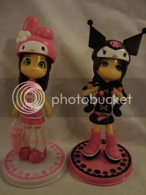 My Melody & Kuromi Pinkies