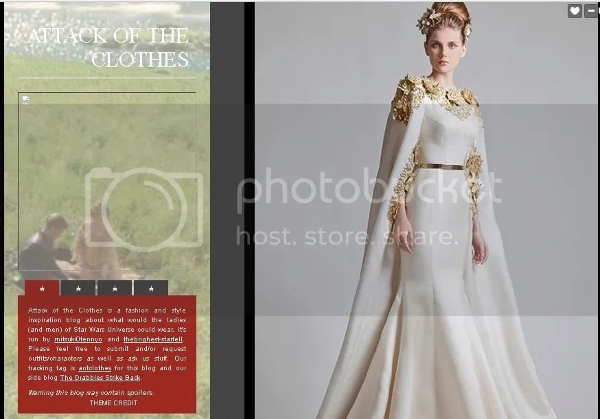 Fashion from a Galaxy Far, Far Away: Star Wars-Inspired Fashion ...