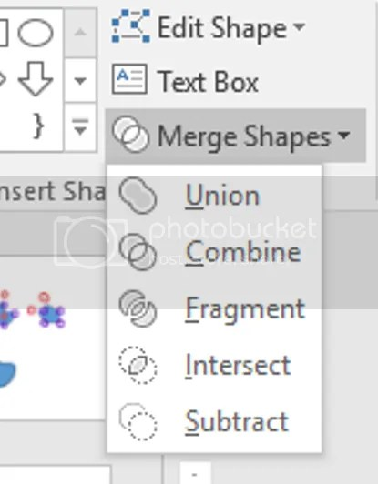 Figure 6. You can find this tool at the bottom of Edit Shape button.