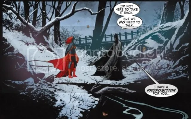 Batman and Batwoman, Batwoman comics, Batwoman hydrology, feminist batwoman