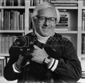 RAY BRADBURY Pictures, Images and Photos