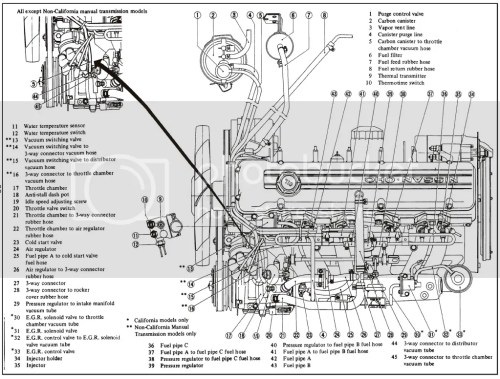 small resolution of 280z engine diagram wiring diagram expert 1977 datsun 280zx engine diagram wiring diagram data val 280z