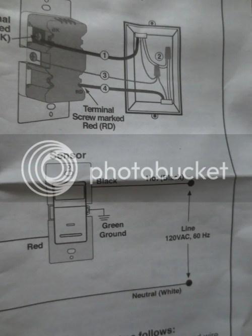 small resolution of leviton motion sensor switch wiring photo album wire diagram leviton motion sensing light switch pete s